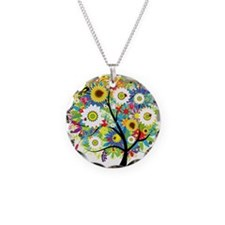 summer tree Necklace