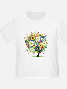 summer tree T