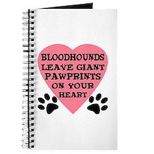 Bloodhound Pawprints Journal