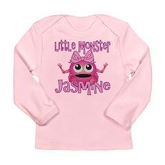 Little Monster Jasmine Long Sleeve Infant T-Shirt