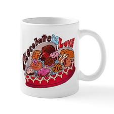 Sweet Love Series: Chocolate is Love Mug