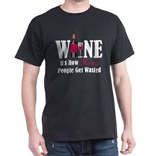 Fancy People Wasted T-Shirt