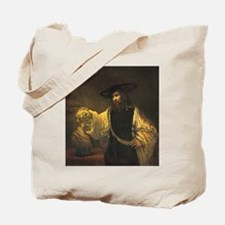 Aristotle & Homer Tote Bag