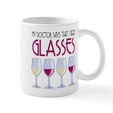 Wine Glasses Mug