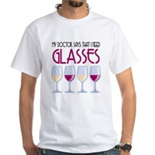Wine Glasses Shirt