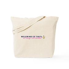 Cute Princes william harry Tote Bag