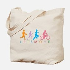 Unique Healthy living Tote Bag