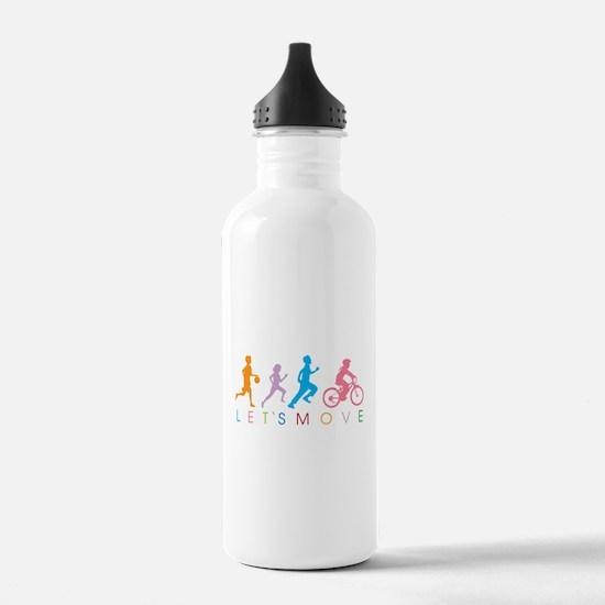 Cute Healthy living Water Bottle