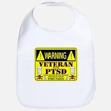 PTSD Medicated Veteran Bib