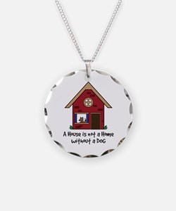 Cute House warming Necklace