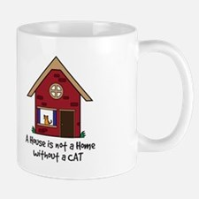 Cute Warm kitty Mug