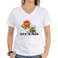 Chinese Zodiac Year of The Dragon 2012 Shirt