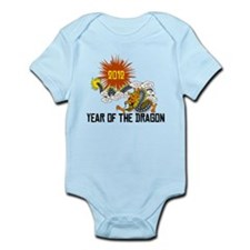 Chinese Zodiac Year of The Dragon 2012 Infant Body