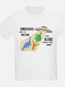 Unique Apatosaurus T-Shirt