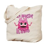 Little Monster Katie Tote Bag