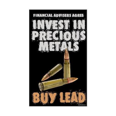 Buy Lead Sticker (Rectangle)