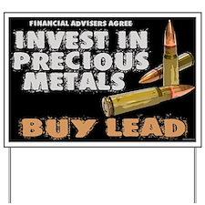 Buy Lead Yard Sign