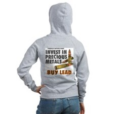 Buy Lead Zip Hoody