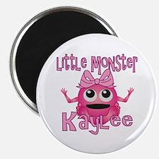 Little Monster Kaylee Magnet