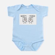 O RLY? YA RLY. Infant Bodysuit