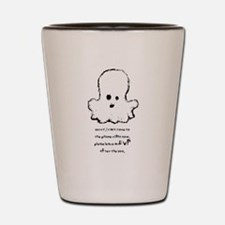 Leave An EVP After The Boo Shot Glass