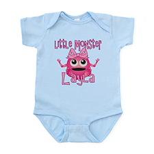 Little Monster Layla Infant Bodysuit
