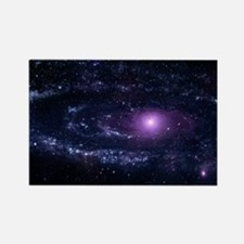 Andromeda Rectangle Magnet