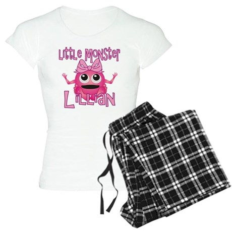 Little Monster Lillian Women's Light Pajamas