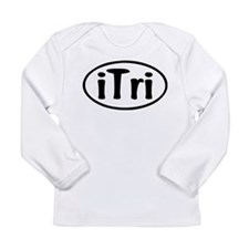 iTri Oval Long Sleeve Infant T-Shirt