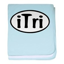 iTri Oval baby blanket