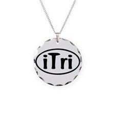iTri Oval Necklace