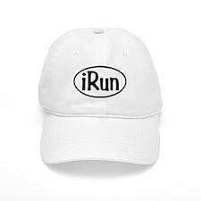 iRun Oval Baseball Cap