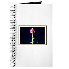 Cute Red flower Journal