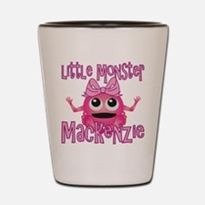 Little Monster Mackenzie Shot Glass
