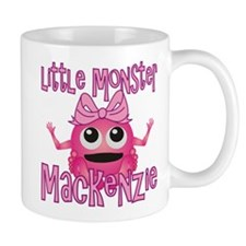 Little Monster Mackenzie Mug