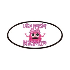 Little Monster Mackenzie Patches