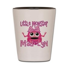 Little Monster Madelyn Shot Glass