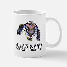 Goat Lady Mug