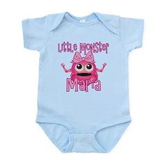 Little Monster Maria Infant Bodysuit