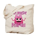 Little Monster Mariah Tote Bag