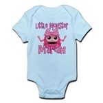 Little Monster Mariah Infant Bodysuit