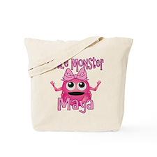 Little Monster Maya Tote Bag