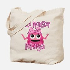 Little Monster Maya Tote Bag