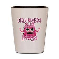 Little Monster Maya Shot Glass