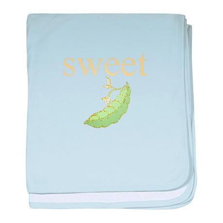 Personalities - Sweet Pea baby blanket