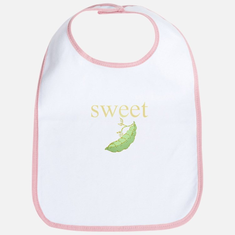 Personalities - Sweet Pea Bib