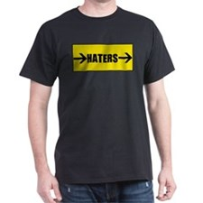 Haters To The Left T-Shirt