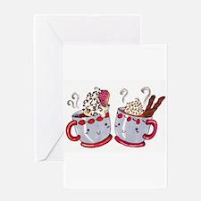 Sweet Love Series: Sugar and Greeting Card