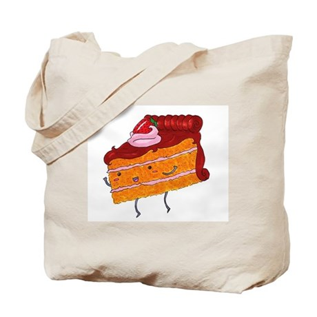 Sweet Love Series: Spice Cake Tote Bag