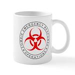 Zombie Emergency Response Operations Mugs